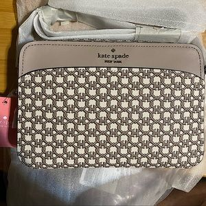 ♠️ kate spade ♠️ NWT crossbody spade link camera style bag ~ new with tags
